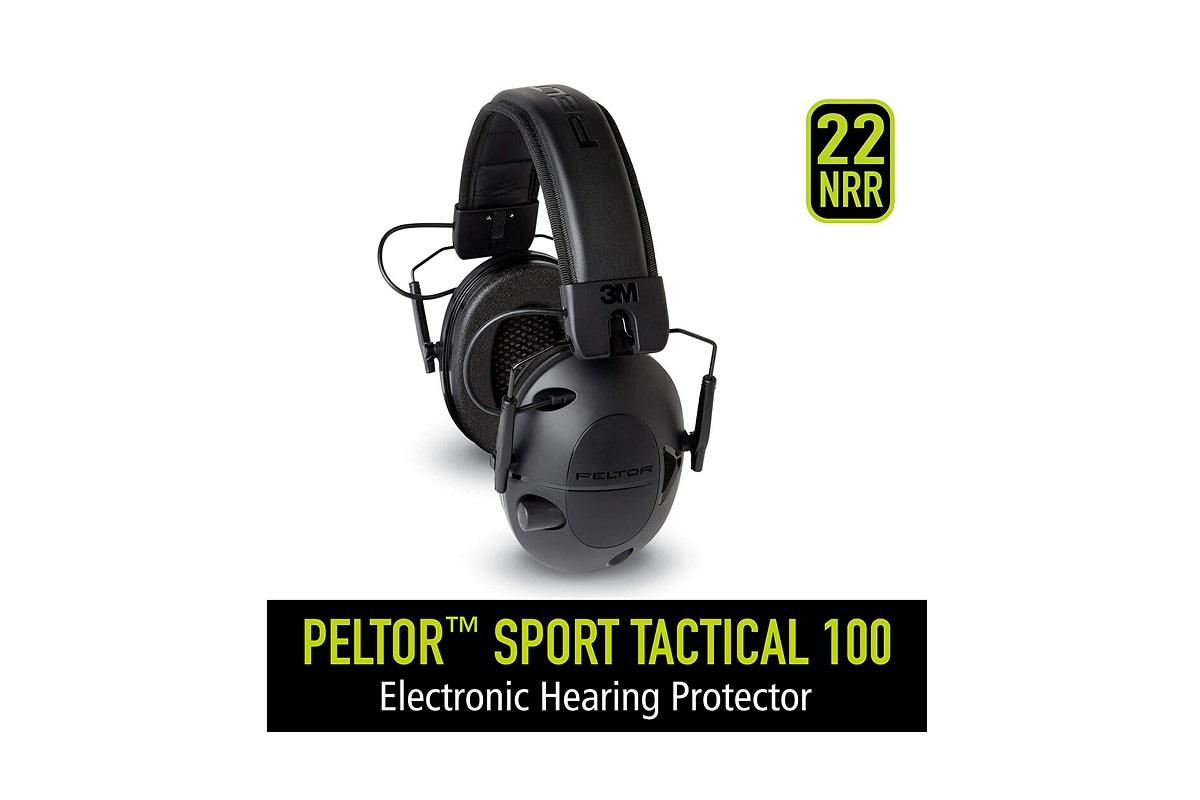 Peltor Sport Tactical 100 review