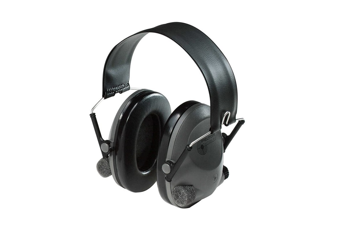Peltor Tactical 6S Earmuffs Review