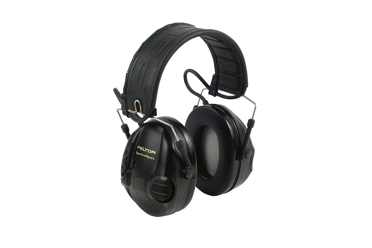 Peltor Tactical Pro Earmuff Review