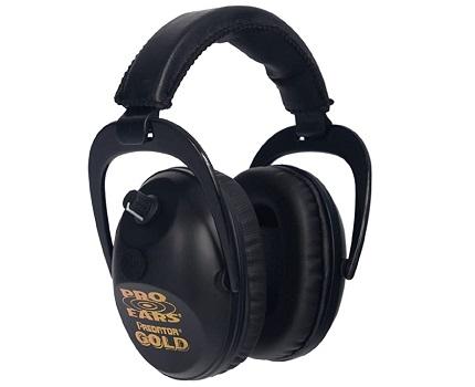 pro ears predator gold