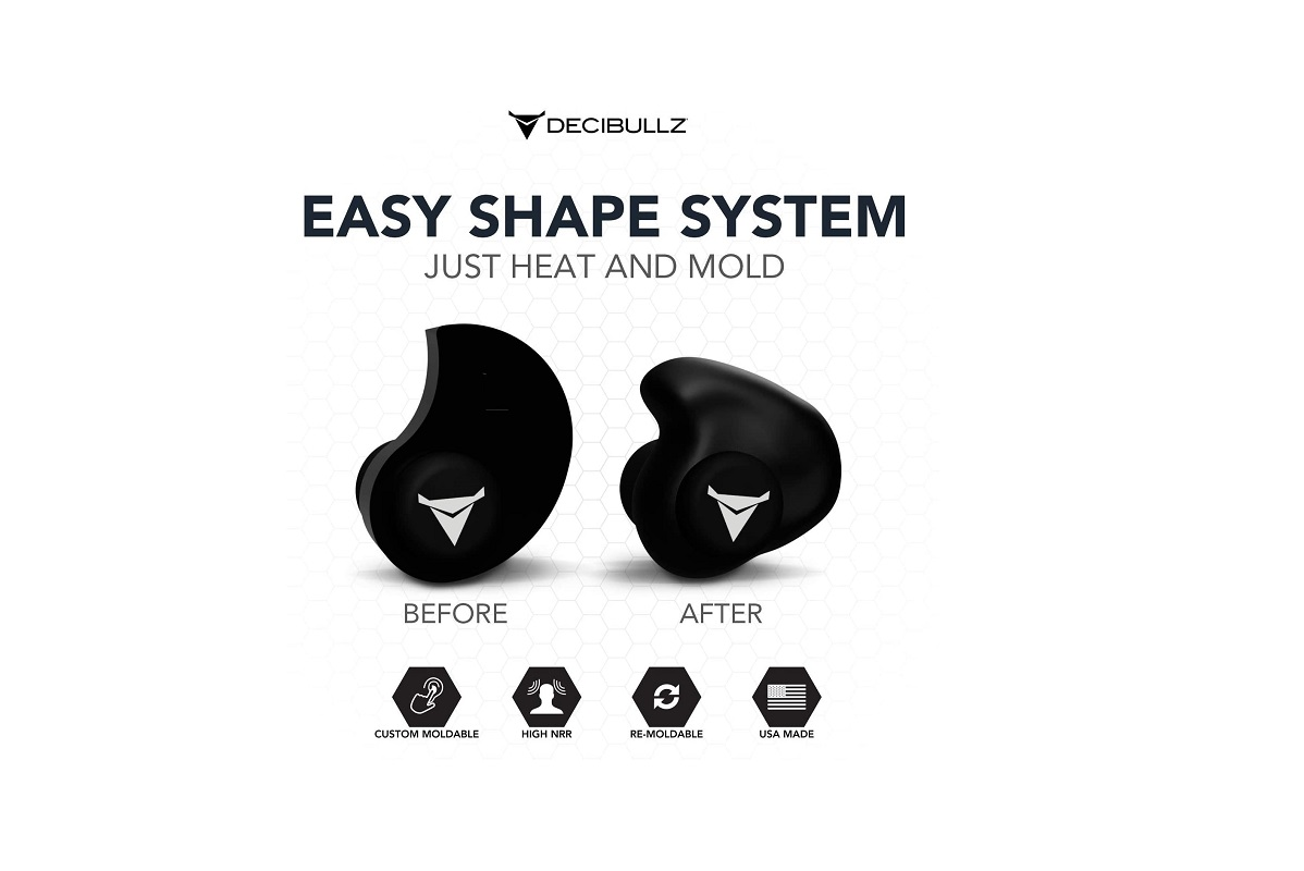 Decibullz vs Radians Custom Molded Earplugs