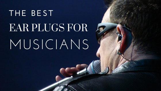 earplugs for musicians