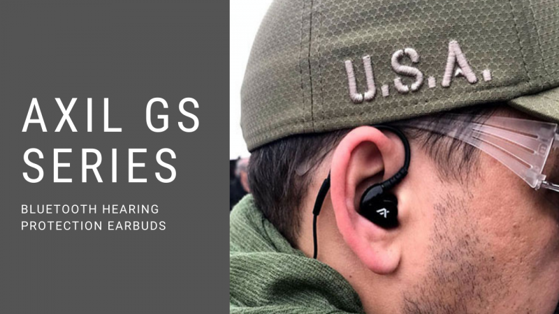 AXIL GS SERIES earbuds