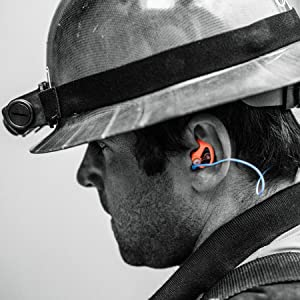 SureFire EP4 Sonic Earplugs hearing protection