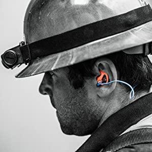 SureFire EP4 Sonic Earplugs hearing protection