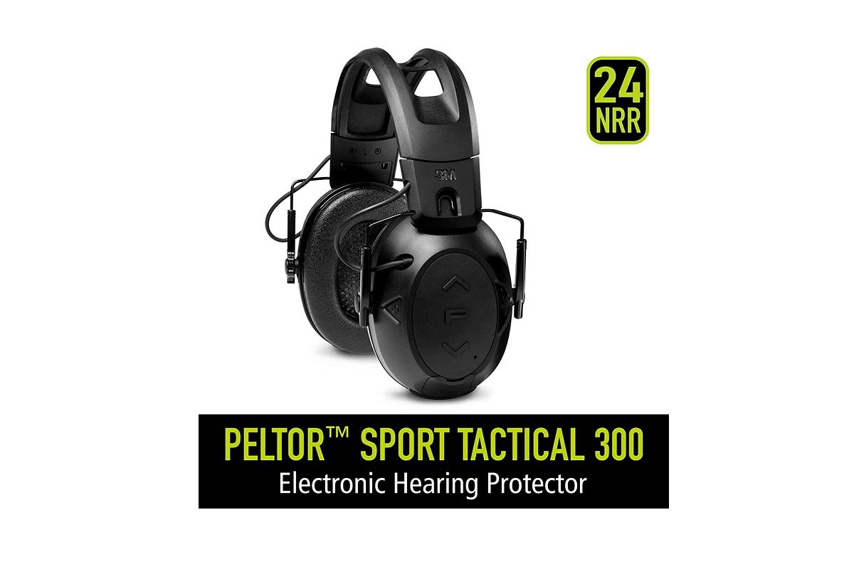 Peltor Sport Tactical 300 Review TAC300