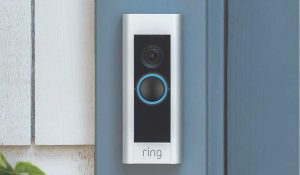 Doorbell for Deaf & Hard of Hearing