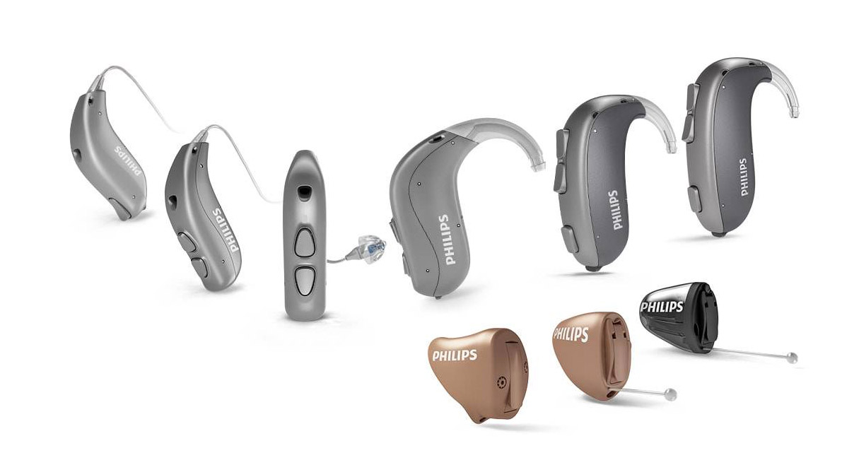 Philips Hearing Aids