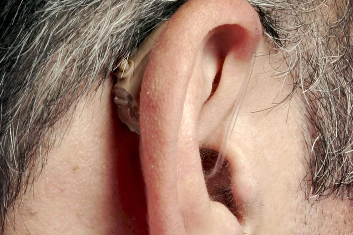 BiCROS Hearing Aid