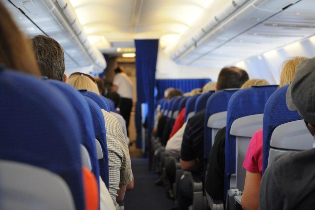 ear protaction in plane