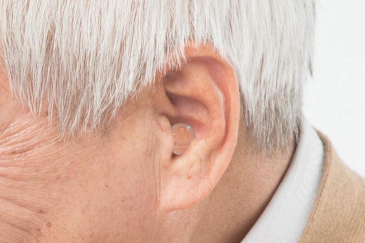 Canal Hearing Aid