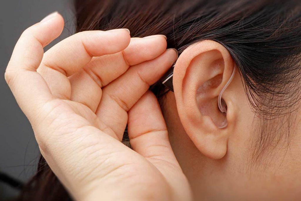 Locked Hearing Aid