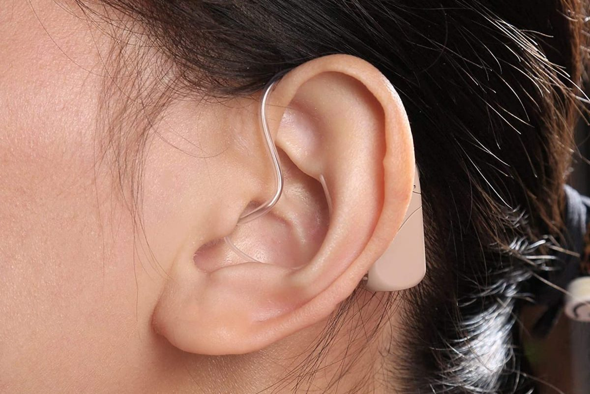 type of hearing aid