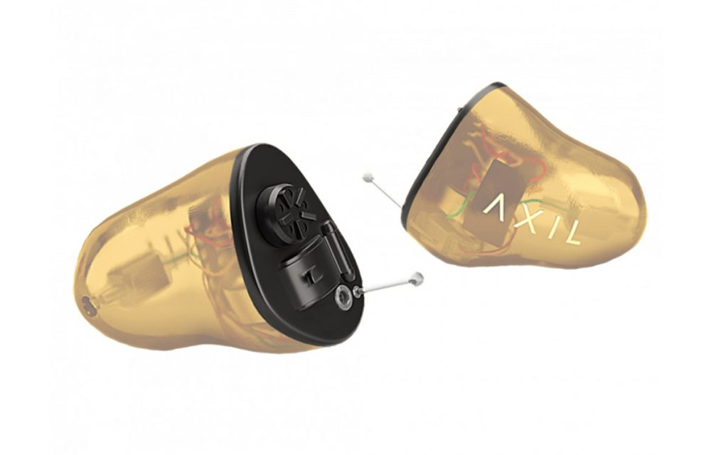 Axil Custom Edge 360 hearing aid product