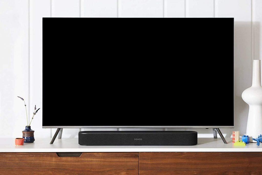 Sonos-Beam Smart TV with Alexa Voice Control