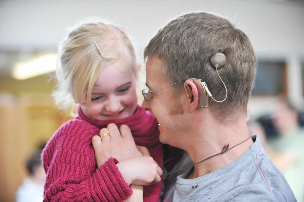 Using a Cochlear Implant