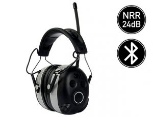 best bluetooth hearing protection 3m worktunes