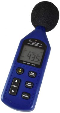 BAFX Products: Decibel Meter/Sound Level Meter