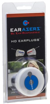 Earasers MotorSports Hi-Fi Earplugs