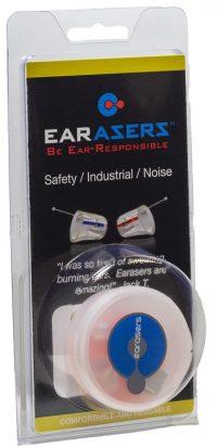 Earasers Safety / Industrial / Noise Earplugs