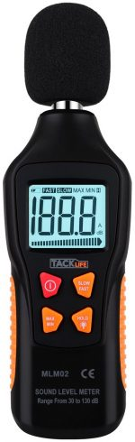 TACKLIFE Decibel Meter