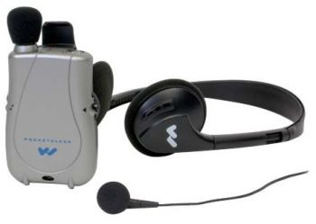 Williams Sound PKT D1 Pocketalker Ultra Amplifier