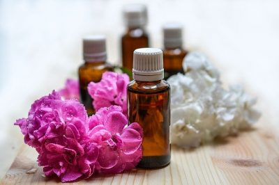 essential oils for hearing health